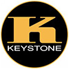Keystone Soft 8 298 Series Chrome
