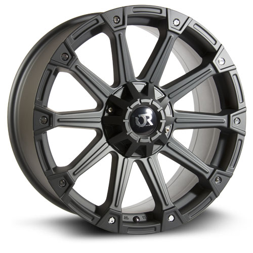 RTX Wheels - Dune - Matte Black