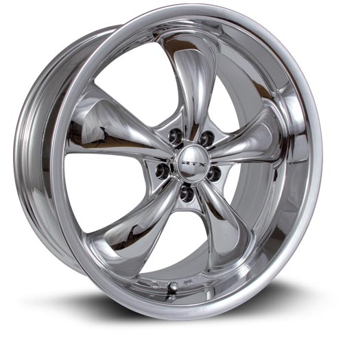 RTX Wheels - GT - Chrome Plated