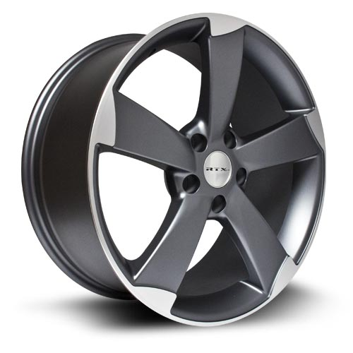 RTX Wheels - RS - Gris Anthracite