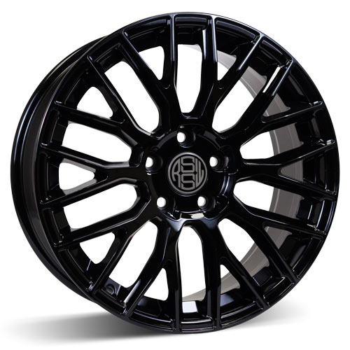 RSSW - Custom - Gloss Black
