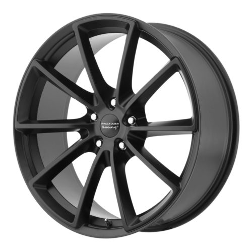 American Racing - VN806 FAST BACK - Satin Black