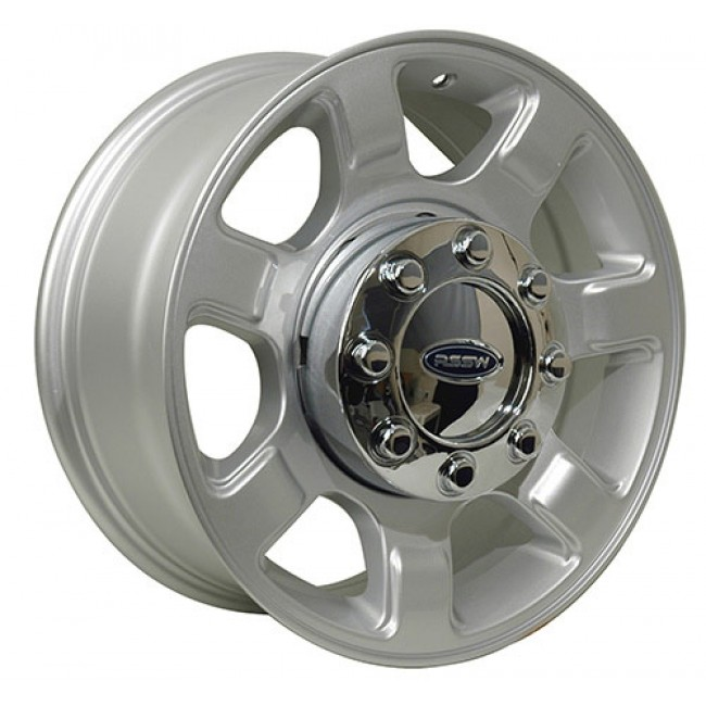 roue Macpek Ford, argent ultra