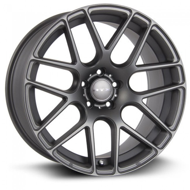 roue RTX Wheels Envy, gris gunmetal