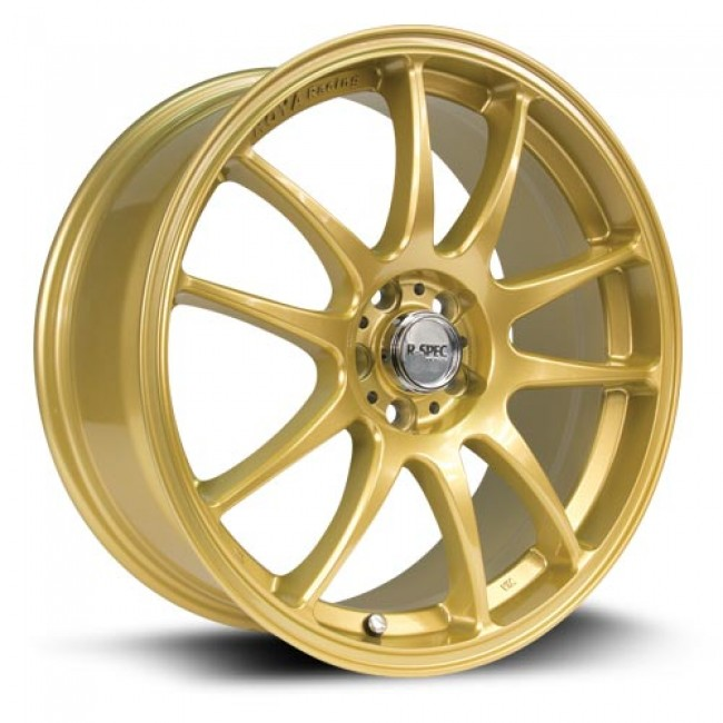RTX Wheels Stag, Or/Gold, 17X9, 5x100/114.3 ( offset/deport 38), 73.1