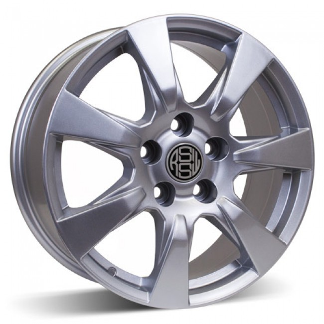 roue RSSW Iron, argent ultra