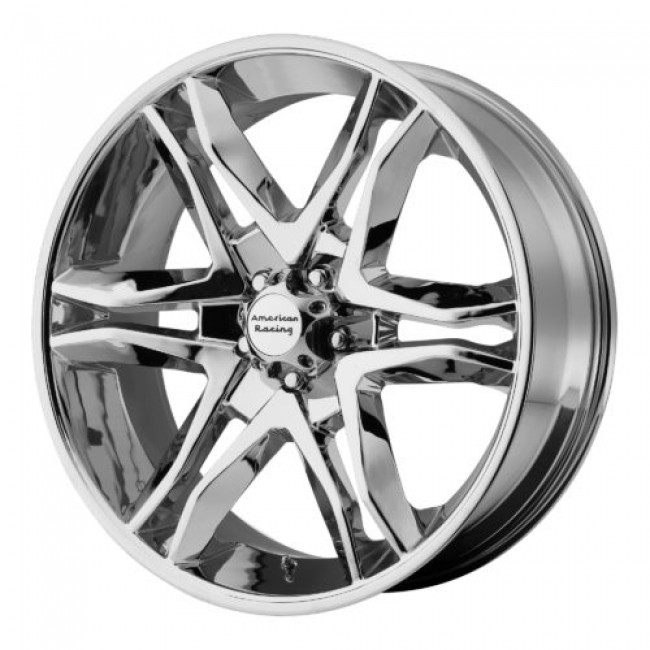 Roue American Racing AR893 MAINLINE, chrome