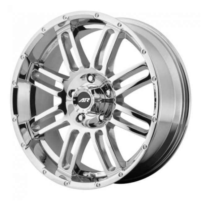 Roue American Racing AR901, chrome