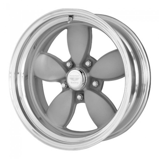 Roue American Racing VN402 CLASSIC 200S, argent polie