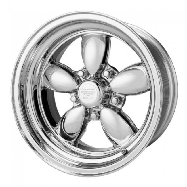Roue American Racing VN420 CLASSIC 200S, argent polie
