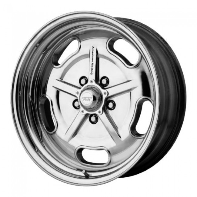 Roue American Racing VN471 SALT FLAT SPECIAL, argent polie