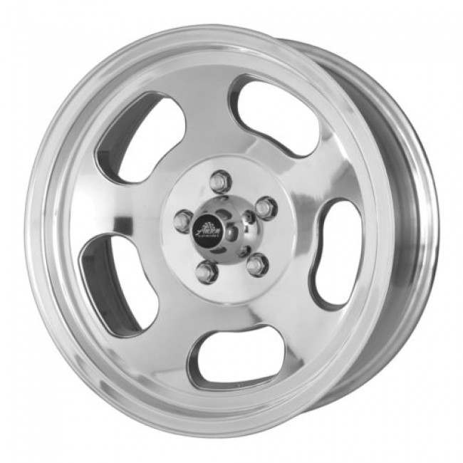 Roue American Racing VN69 ANSEN SPRINT, argent polie