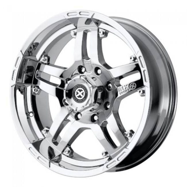 Roue ATX Series AX181 ARTILLERY, chrome