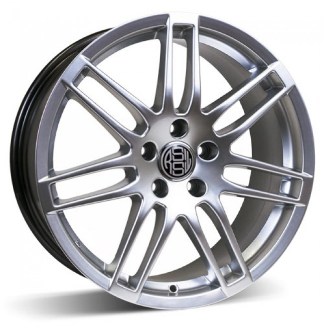 roue RSSW Bold, argent ultra