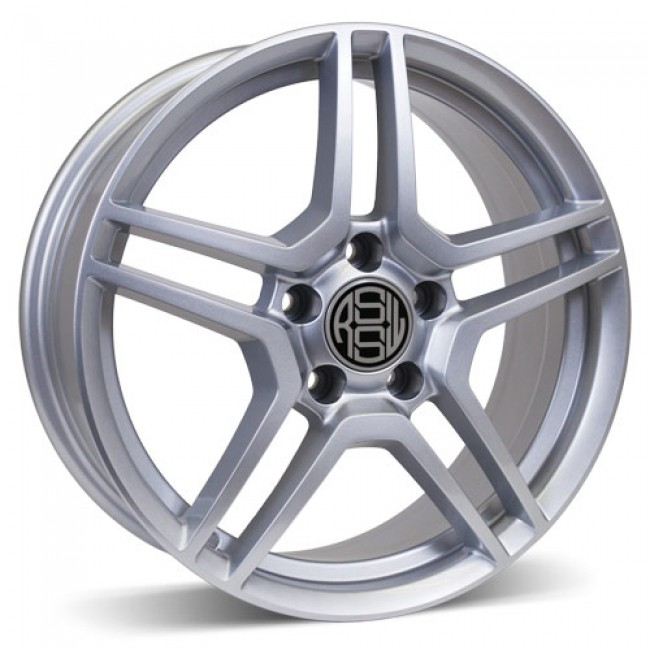 roue RSSW Cruiser, argent ultra