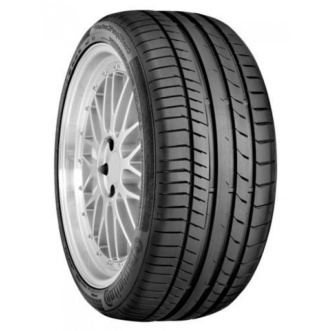 Continental - ContiSportContact 5P - P225/45R19 92W BSW Runflat