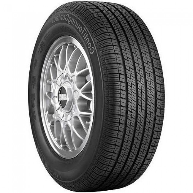 Continental - ContiTouringContact AS - P195/60R15 S BSW