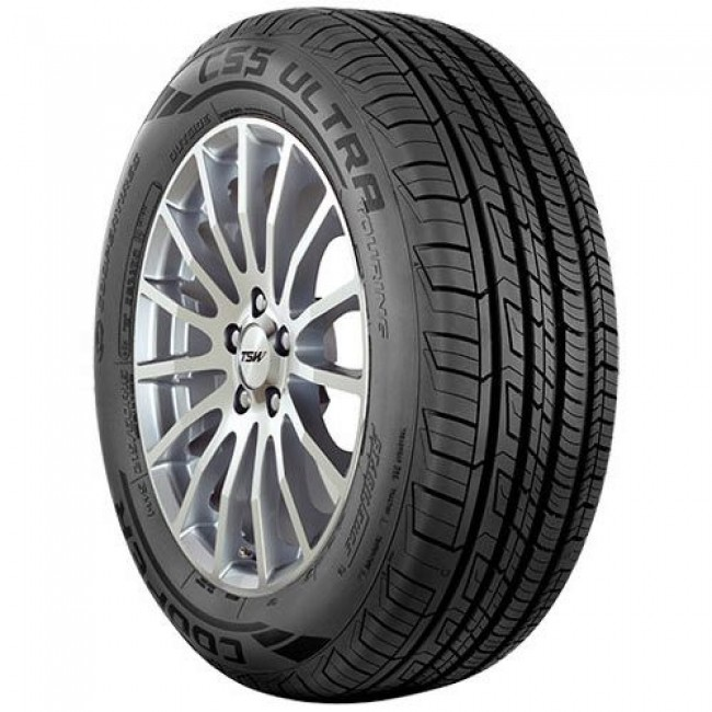 Cooper Tires - CS5 Ultra Touring - 225/60R18 100V BSW