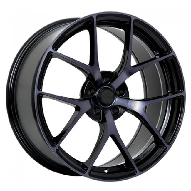 roue Ruffino Wheels Chronos, noir lustre machine