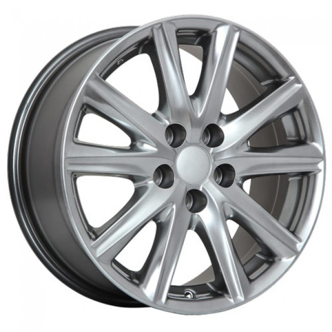 Art Replica Wheels Replica 101 Titanium/Titane, 17X7.5, 5x114.3 ,(déport/offset35 )60.1