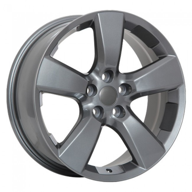 roue Dai Alloys Replica 47, gris gunmetal