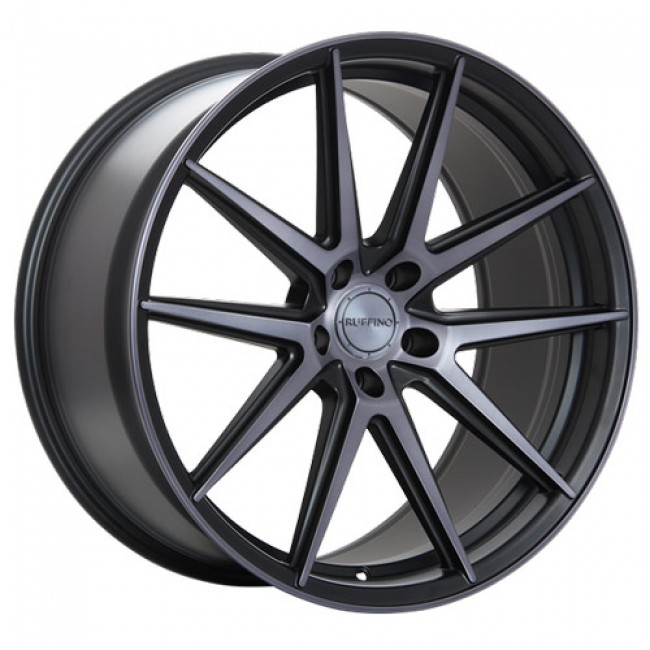 roue Ruffino Wheels Vitta, noir machine