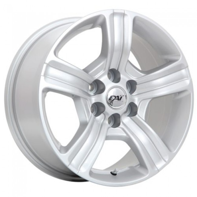 Roue Dai Alloys Force, argent