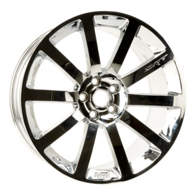 PMC OEM Replica Chrome / Chrome, 20X9, 5x115 ,(déport/offset 40 ) 71.5 Chrysler / Dodge