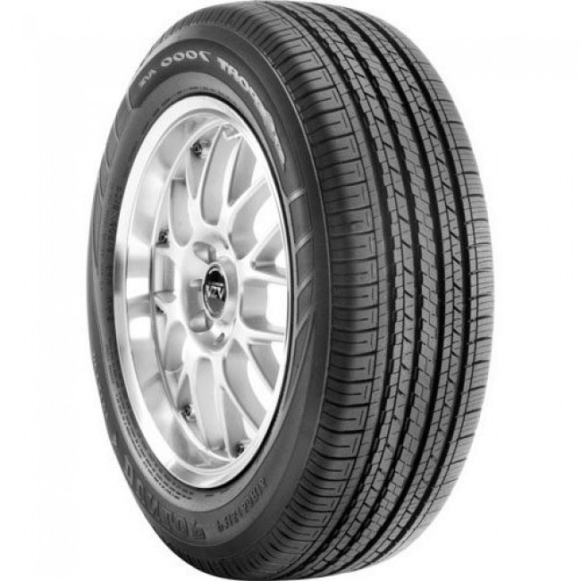 Dunlop - SP Sport 7000 A-S - P215/55R17 93V BSW