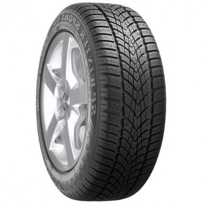 Dunlop - SP Winter Sport 4D - P235/55R17 99V BSW