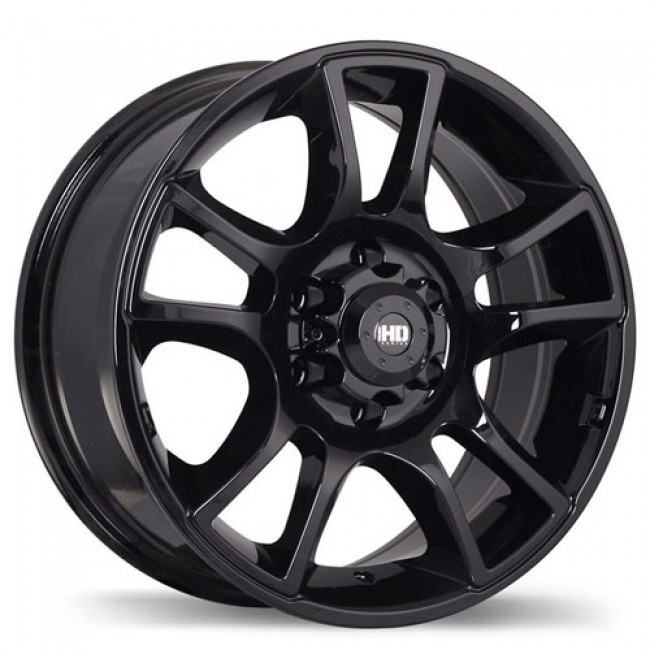 roue Fastwheels Hollowpoint, noir