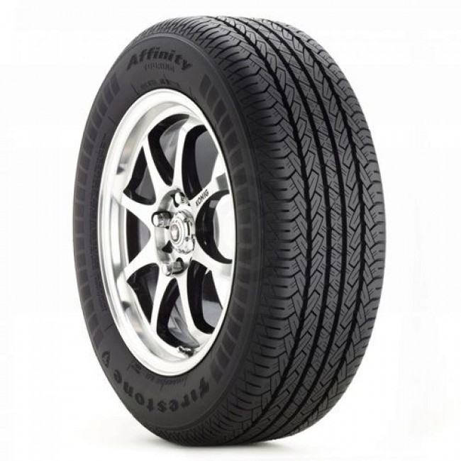 Firestone - Affinity Touring S4 Fuel Fighter - P195/65R15 S BSW