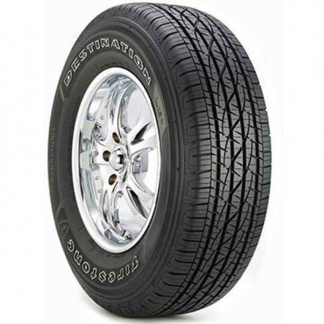 Firestone - Destination LE2 - P255/55R18 XL 109H BSW