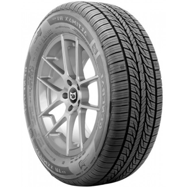 General Tire - Altimax RT43 - P185/60R14 82H BSW