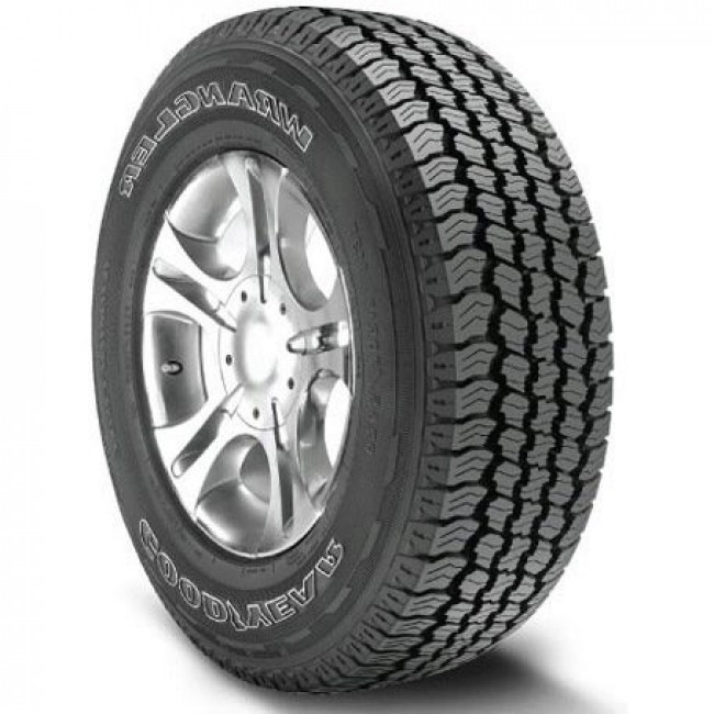 Goodyear - ArmorTrac - LT245/75R17 E 121R OWL