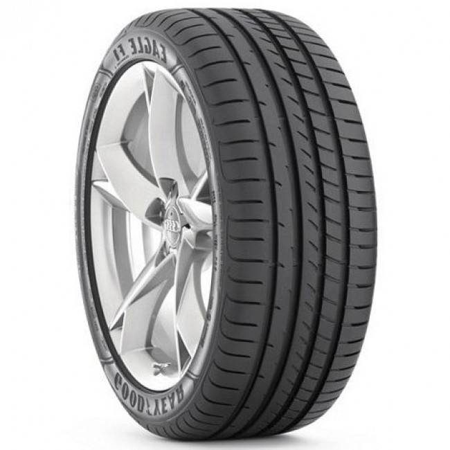 Goodyear - Eagle F1 Asymmetric 2 - 235/45R18 XL Y BSW