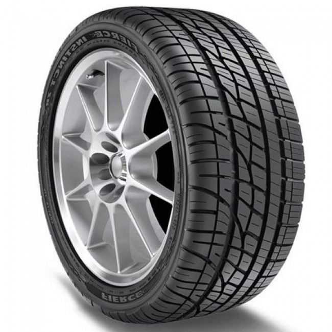 Goodyear - Fierce Instinct ZR - 255/40R17 W BSW