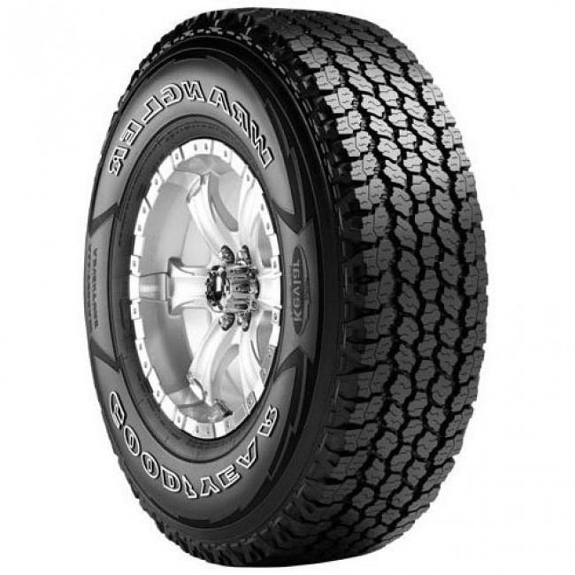 Goodyear - Wrangler All-Terrain Adventure Kevlar - P265/75R16 116T OWL
