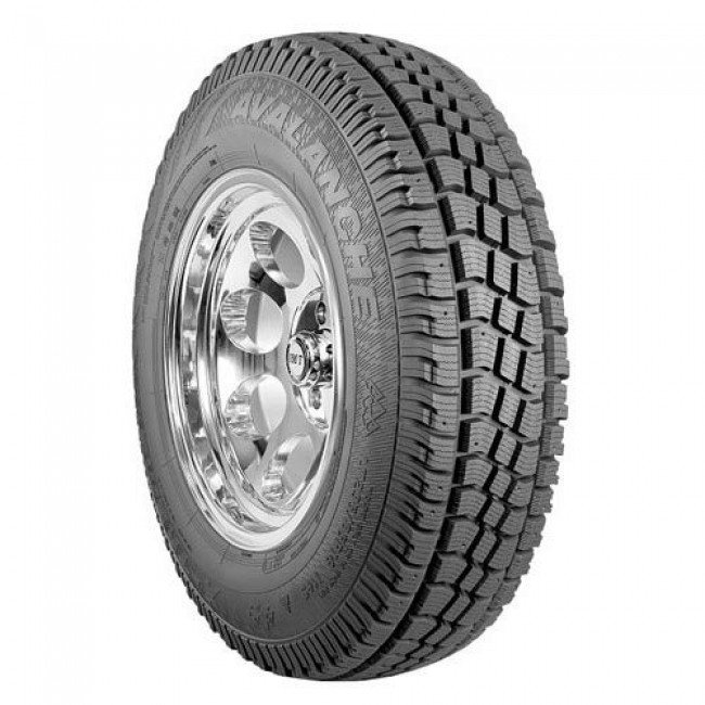 Hercules Tires - Avalanche X-treme LT - LT265/70R17 E BSW