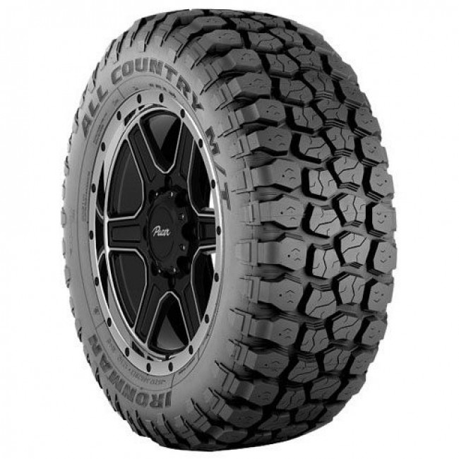 Hercules Tires - Ironman - All Country M/T - 35/12.5R18 E Q BW