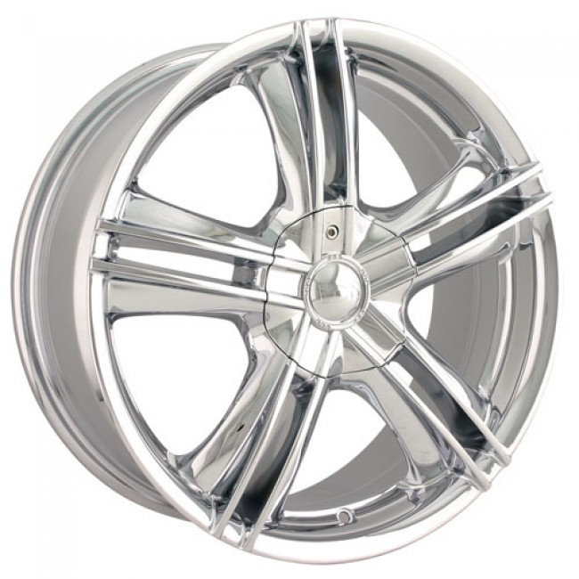 roue Alloy Ion 161, chrome