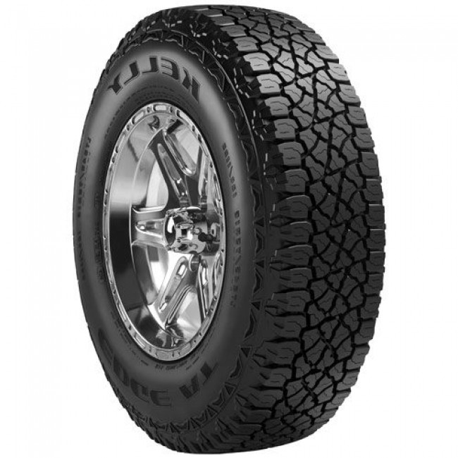 Kelly Tires - Edge AT - P265/70R17 115T OWL