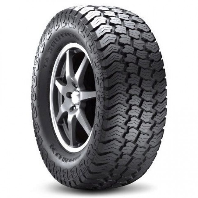 Kumho Tires - Road Venture A-T KL78 - P265/70R16 S OWL