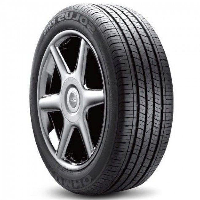 Kumho Tires - Solus KH16 - 195/65R15 XL H BSW