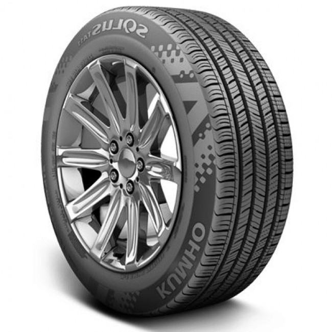 Kumho Tires - Solus TA11 - 205/75R15 97T BSW