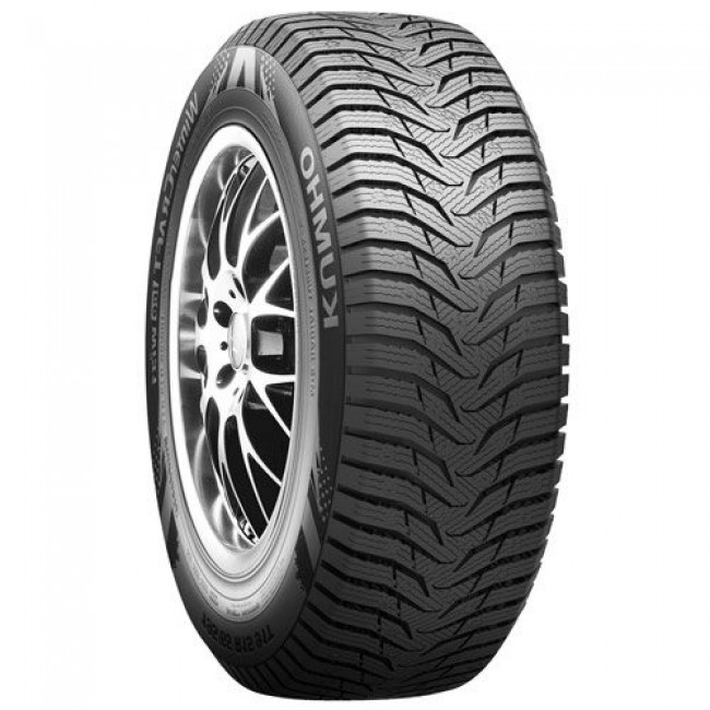Kumho Tires - Wintercraft Ice WI31  - 185/55R15 82T BSW