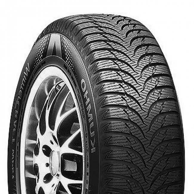Kumho Tires - Wintercraft WP51  - 185/60R14 82T BSW