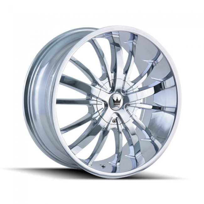 Mazzi 364 Essence Chrome / Chrome, 24X9.5, 6x135/139.7 ,(déport/offset 30 ) 108