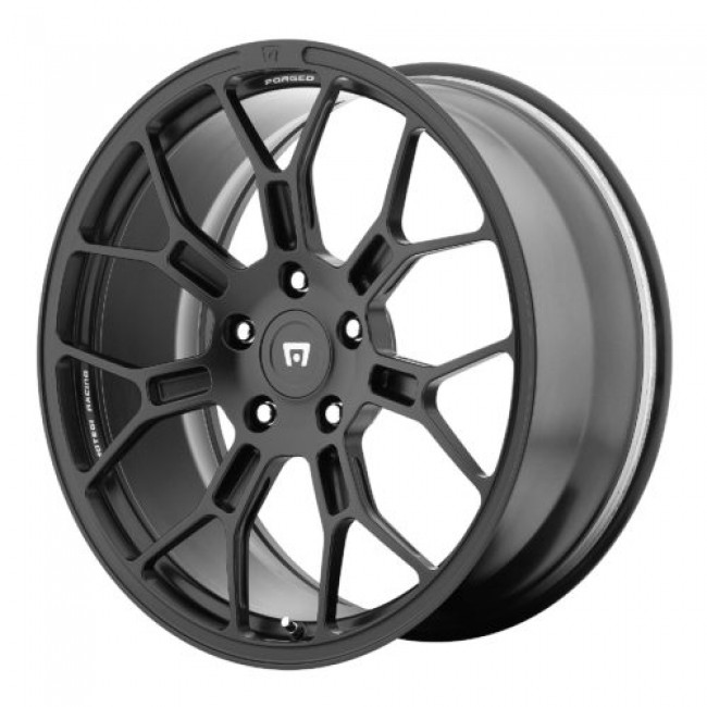Roue Motegi MR130 TECHNO MESH, noir satine