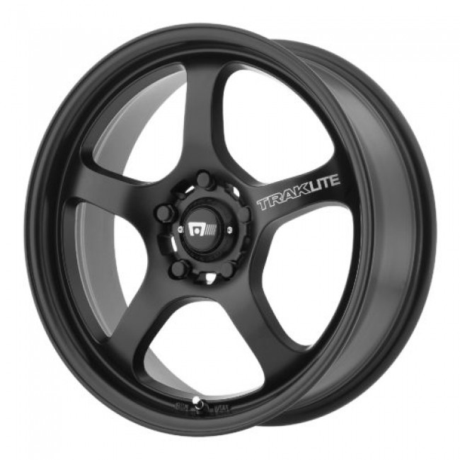Roue Motegi MR131, noir satine